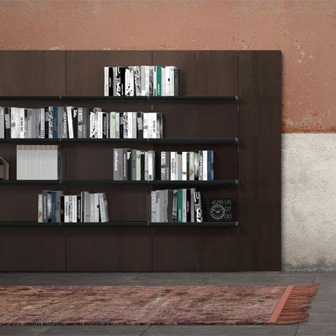Boiserie 270 cm a fissaggio parete - Fissaggio mobili a parete ...