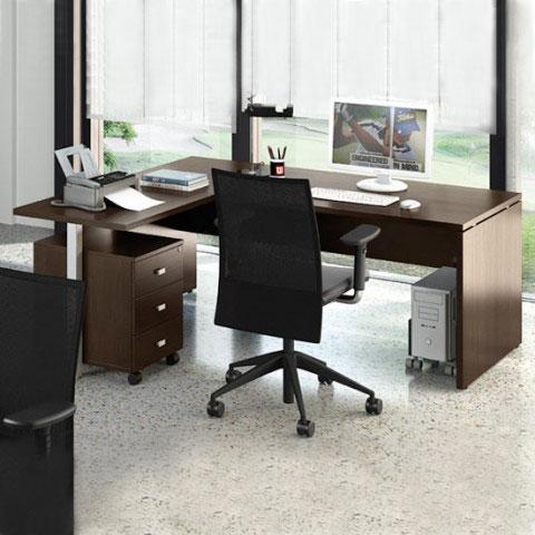Mobili ufficio prezzi for Scrivania direzionale prezzi
