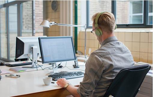 Ufficio Per Musica : Per concentrarti metti un po di musica in ufficio