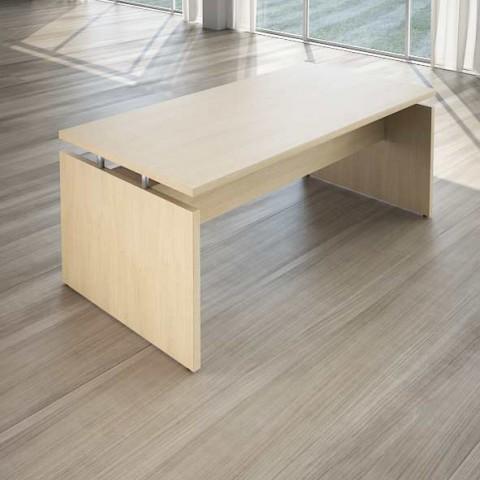 Scrivania direzionale giano wood for Costo scrivania