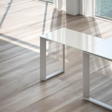 Scrivania direzionale twist cristallo for Costo scrivania