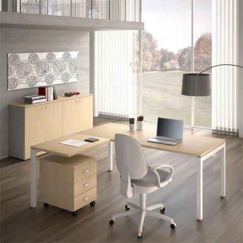 Scrivanie ufficio moderne consigli per l 39 acquisto linekit - Idee arredo ufficio ...
