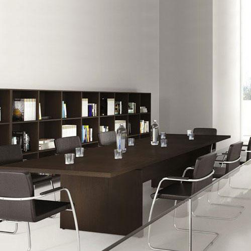 Tavolo da riunione Meeting Giano Wood
