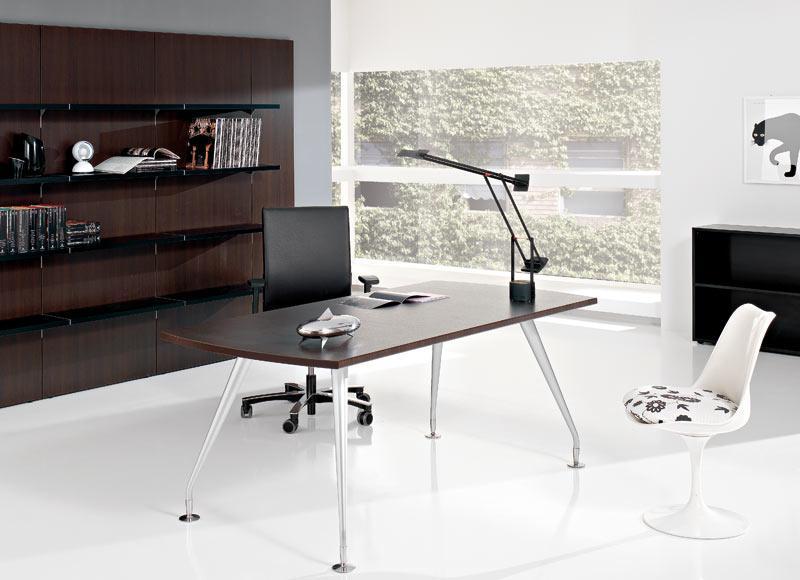 Scrivania direzionale design scrivania direzionale usato for Scrivania design outlet