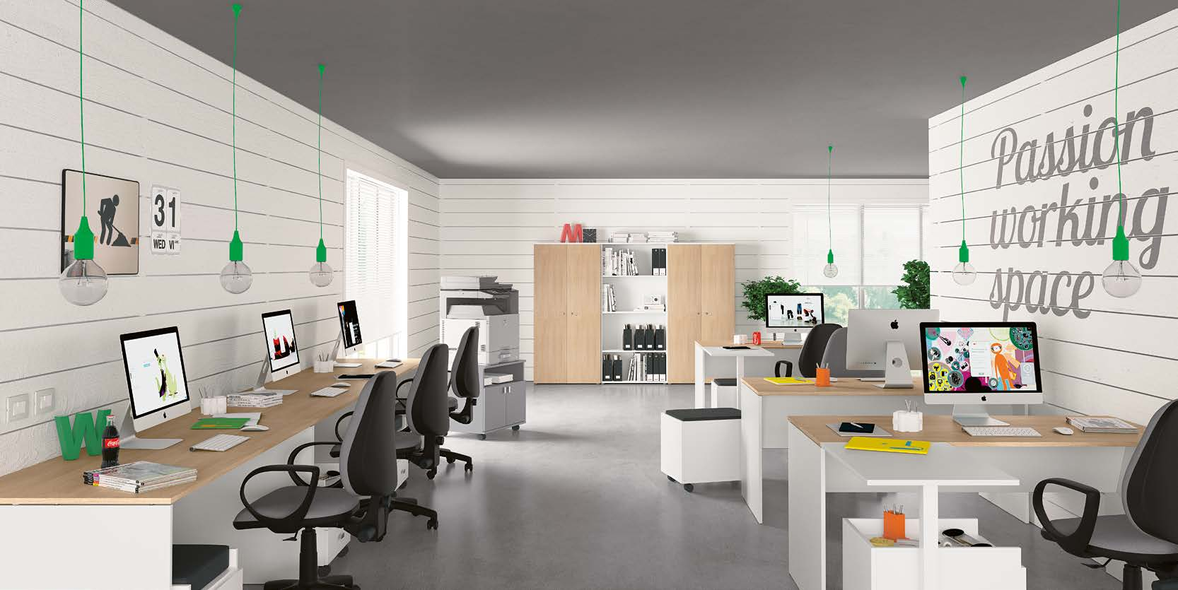 Mobili per ufficio economici for Offerte mobili per ufficio
