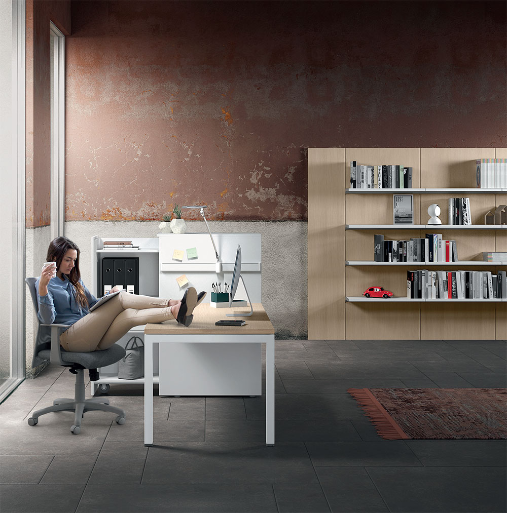 Scrivanie ufficio online for Scrivanie ufficio on line