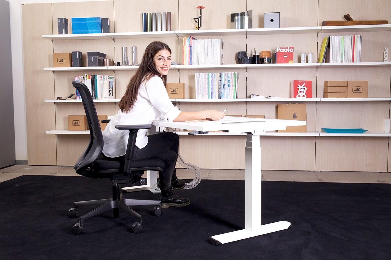 sedie per ufficio ergonomiche