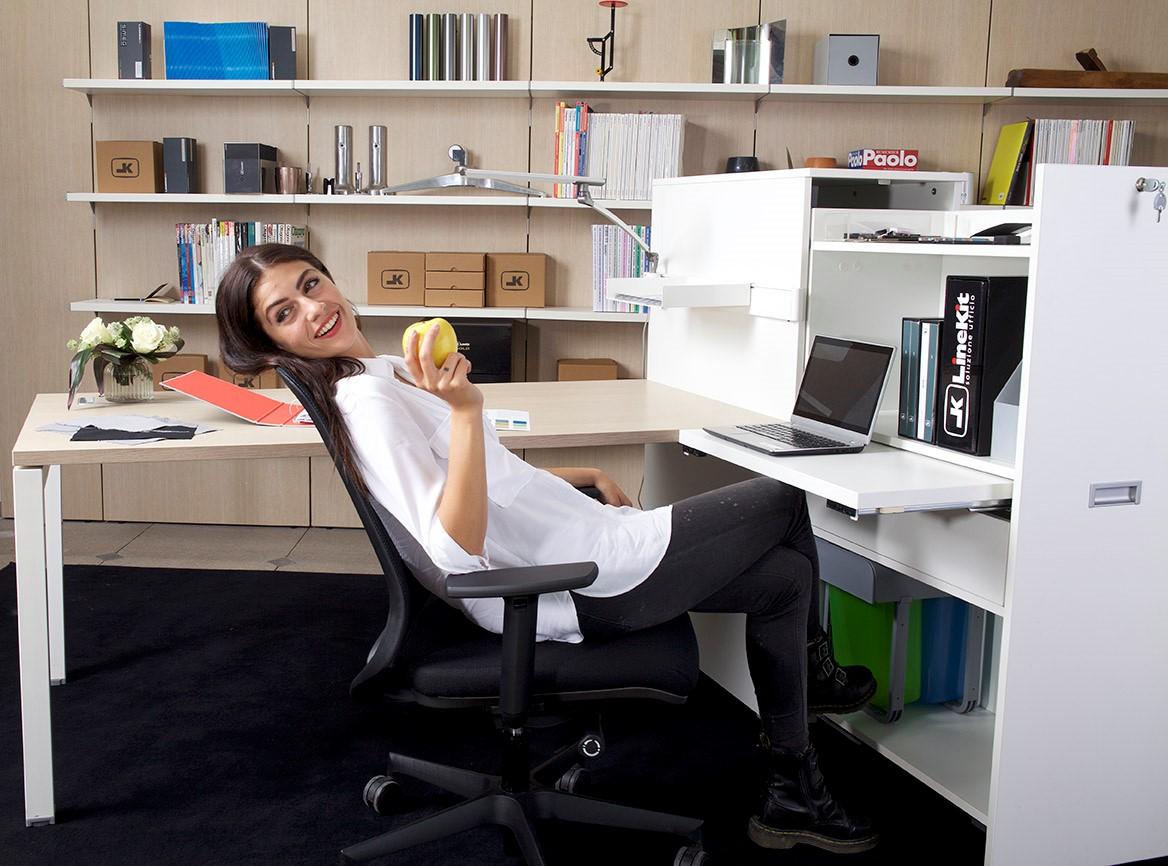 sedia ergonomica da ufficio