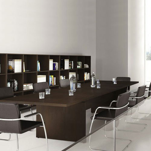 Tavolo Riunioni Per L Ufficio.Tavolo Riunione Giano Wood 240x110cm 330x110cm
