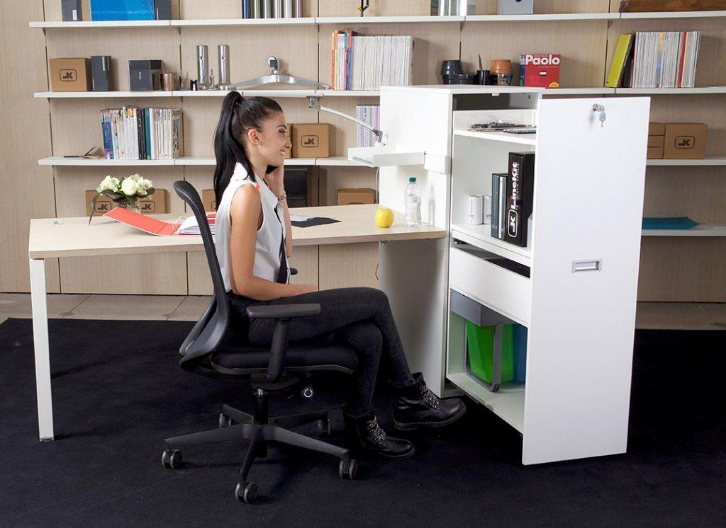 scrivanie per ufficio linekit