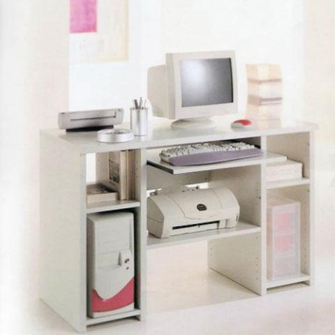 Scrivania Porta Computer.Scrivania Porta Computer 120 Cm