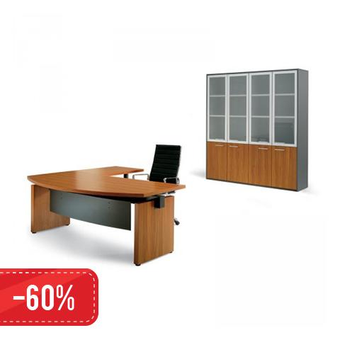 ufficio-presidenziale-vetro-legno