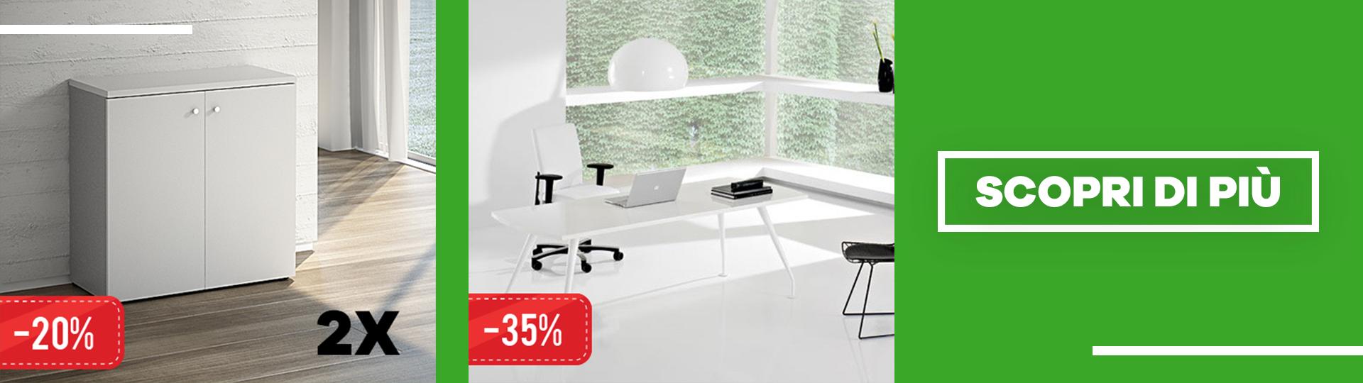 Outlet mobili ufficio Salone Ufficio